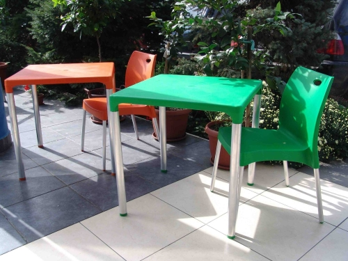 Plastic Chairs Outdoor Tables Plastic Tables Manufacturer Europe